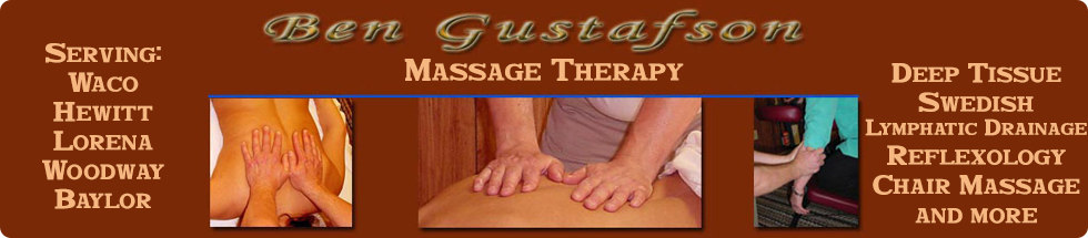 Ben Gustafson Massage Therapy